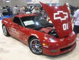 Chevrolet Corvette Race Car by granturismomh