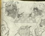 What Beholders do in their spare time.. by MuffySSwiftpath
