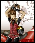 Claire_Redfield_by_Bechan by ClaireLovers