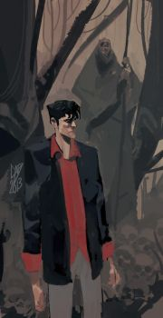 DYLAN DOG by GigiCave