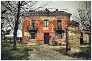 red house by OliverJules