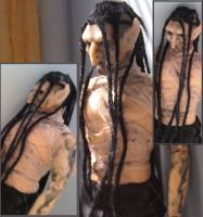Mortiis 1:6 action figure by Godred