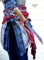 AC III - Aveline Sneak  peak No. 3 by RBF-productions-NL