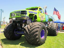 Bad Rat Monster Truck II by StallionDesigns