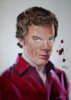 Dexter Morgan by agusgusart