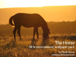 The Horse - Wallpaper pack by Mikeleus