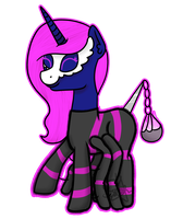074 Itsy bitsy Lune by SaturnStar14