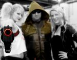 Green Arrow And His Ladies..... by darthbriboy