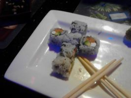 Sushi, Amen by ColorOfCrazy