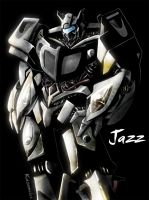 TransformersJazz by Kagamilei