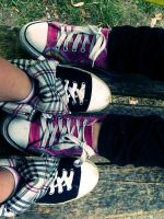shoes by anamariaxD