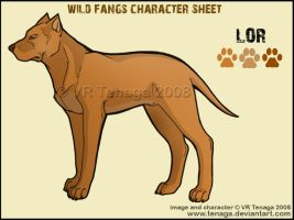 Wild Fangs Sheets_Lor by Tenaga