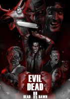 Evil Dead 2 by rcrosby93