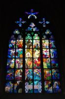 Stained Glass 51 by Lauren-Lee