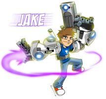 Jake by Finfrock