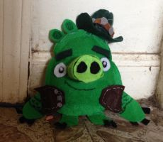 The Angry Birds Movie Earl Plush! by ANGRYBIRDSTIFF