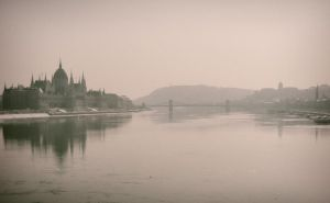 Old style Budapest by Borymir