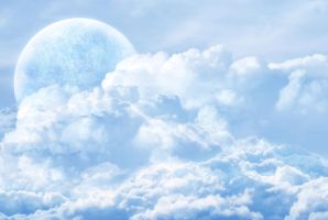 Above the Clouds [VS.1] Premade Background STOCK by KijaniKinyonga
