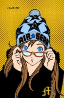 Ringo Air Gear Cover 88 by M by MarioTheArtistM
