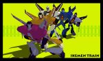 TF:MMD Seekers by KaBa0501