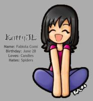 Happy Katty by KattyJL