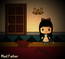 Horror RPG: Mad Father by KiiroiKat