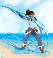 Korra by theSN3S