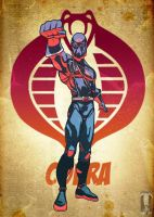 Cobra Commander - Cobra JAM by Juggertha