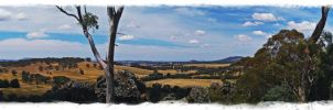 HANGING ROCK - Victoria - Australia. by waspo