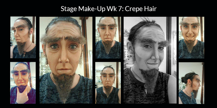 Stage Make-Up Wk 7 by Lady-Ceridwen