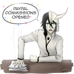 Paypal  commissions opened by Shinda-Yume