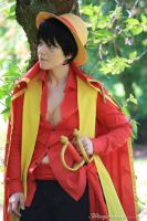 Monkey D. Luffy - Z Movie Outfit No. 3 | I by Wings-chan