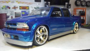 repost 2000 chevy S-10 quad cab by themodelist