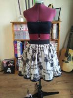 Another handmade skirt (for my sister) :D by cockneynutjob