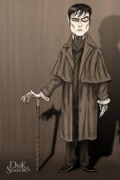 Barnabas Collins by AtlantaJones