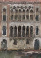 Venice Painting by Tiger-tyger