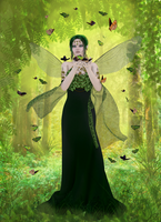 Forest Queen by AetherDreams