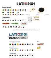 BW Pokemon card symbols and icons by The-Ketchi