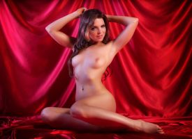 Beauty in Red 006 by fedex32