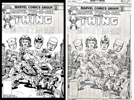 Marvel-Two-In-One-BEFORE-N-AFTER-INKS-01 by FLComics
