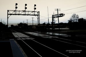 Silent Crossing by aseaofflames