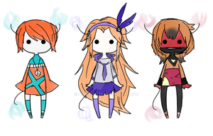 Orange-Haired Mo's Point Adopts [CLOSED] by flarechess