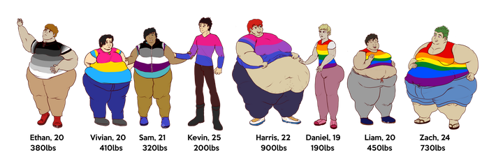 Shirted Sexuality [To be updated] by yellowchess