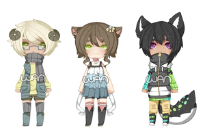 Adopts 009 [CLOSED] by WanNyan