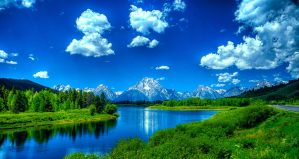 Grand Teton by vnt87