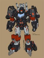 MTMTE Trailbreaker design by markerguru