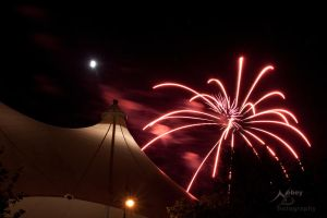 50th Anniversary Fireworks 11 by Nebey