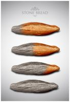 STONE BREAD by kungfuat