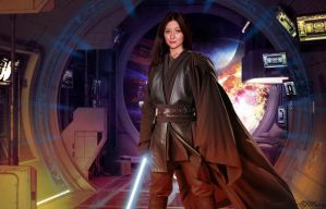 Jedi (Shannen Doherty.Charmed) by AGMarry