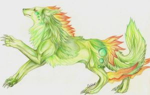 Child of the earth by light-askha